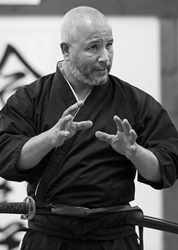 Jaff Raji, explication de Iaido